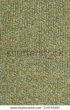 motley multicolored wool knitted background closeup - stock photo