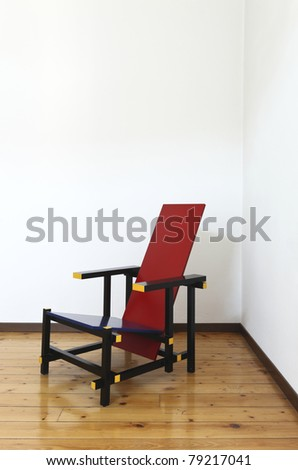 nice apartment refitted , empty room with chair