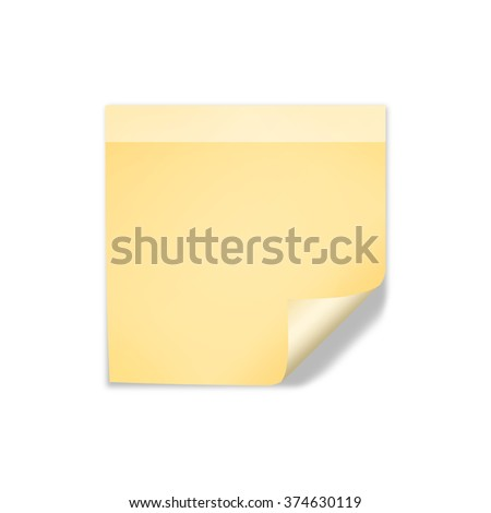 notepad notebook isolated on white - stock photo