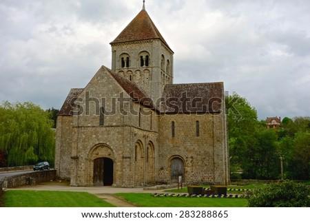 Notre Dame Sur Lâ??Eau                       - stock photo