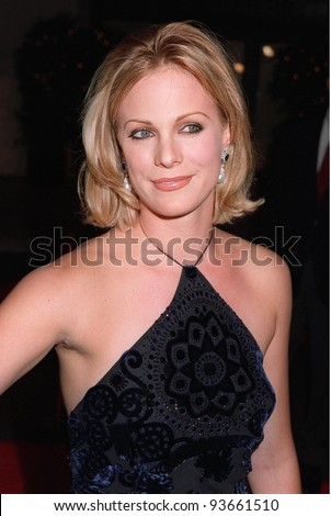 "17NOV97:  Actress ALISON EASTWOOD at the premiere of her new movie, ""Midnight in the Garden of Good & Evil,"" which was directed by her father Clint Eastwood."