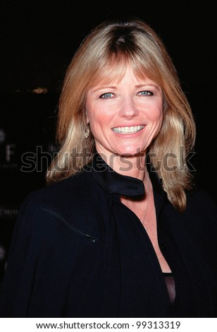 "07NOV99: Former model CHERYL TIEGS at Beverly Hills' Rodeo Drive's ""Tribute to Style: Millennium Exhibition & Concert"" in aid of the Entertainment Industry Foundation.  Paul Smith / Featureflash"