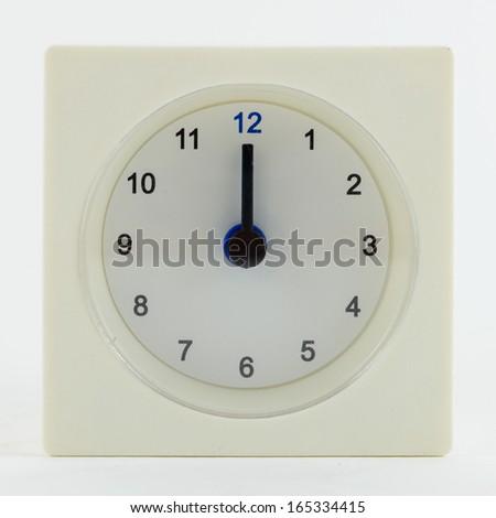 12 O'clock - stock photo