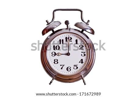 9 o'clock - stock photo