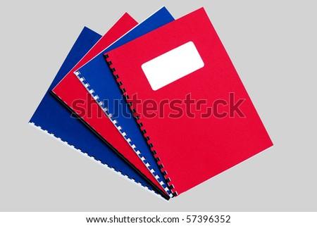 Office documents - stock photo