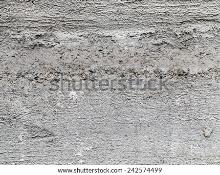 ?oncrete, weathered, worn. Landscape style. Grungy Concrete Surface. Great background or texture.  - stock photo