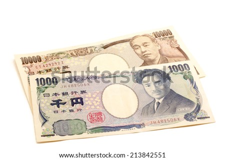 10 percent sales tax on Japanese currency