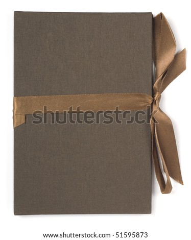 photo album - stock photo