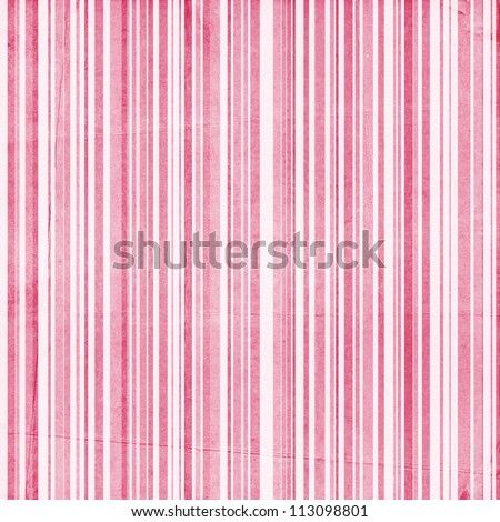 pink striped  texture - stock photo