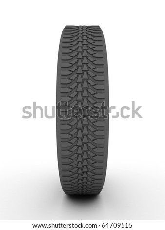 . Protector isolated on a white background - stock photo