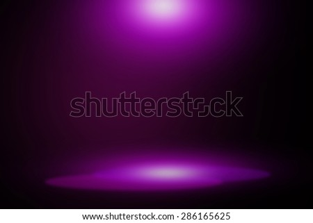 Purple stage light background