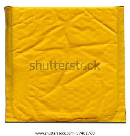 Real Business Envelope - stock photo