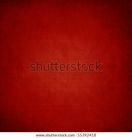 red grunge texture background - stock photo