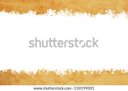 ripped paper for background - stock photo