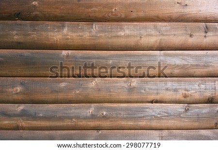 Rough wooden wall texture background