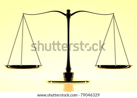 scale - stock photo