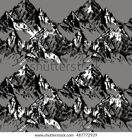 tourism pattern in chamonix Download this free chamonix panoramic view of the mont blanc massif 2 stock photo at freeimagescom.