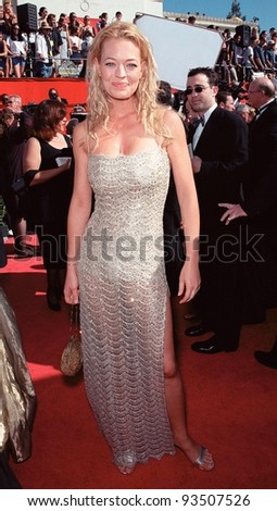 12SEP99: Actress JERI LYNN RYAN at the 51st Annual Emmy Awards in Los Angeles.  Paul Smith / Featureflash