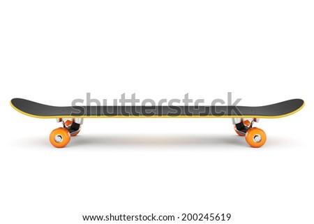 Skateboard - stock photo