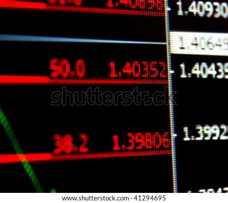 Stock Quotes - stock photo