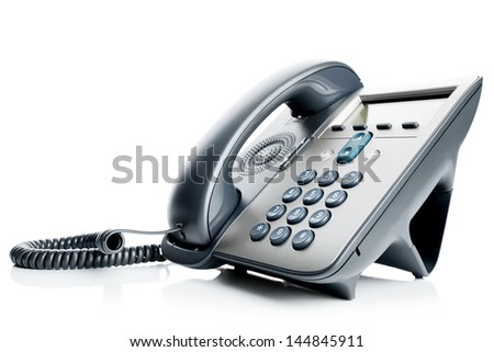 Telephone - stock photo