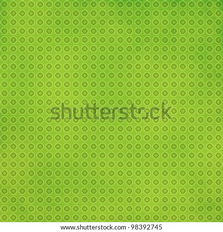 textured background in green colors - stock photo