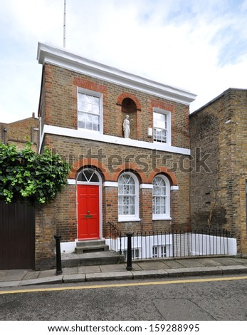18th Century Georgian London house