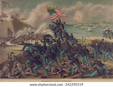 an analysis of african american volunteers in the american civil war The 54th massachusetts infantry the 54th massachusetts volunteer infantry  regiment was one of the first official black units in the us armed forces.