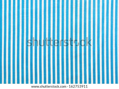 The strips on the fabric as background  - stock photo
