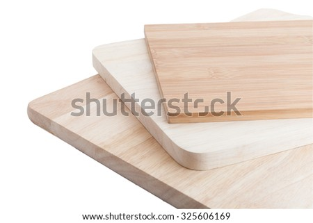three cooking block difference size
