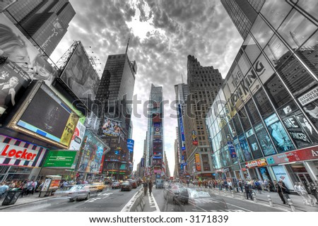Times Square - Manhattan,New York City, United states of America