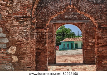 Trinidad, Cuba - stock photo