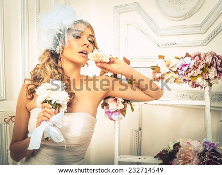 wedding, the bride