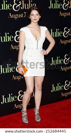 "27/7/2009 - Westwood - Ashley Greene at the Los Angeles Premiere of ""Julie & Julia"" held at the Mann Village Theater in Westwood, California, United States."