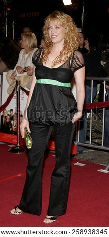 "12/06/2005 - Westwood - Virginia Madsen attends the ""The Family Stone"" Los Angeles Premiere at the Mann Village Theater in Westwood, California, United States."