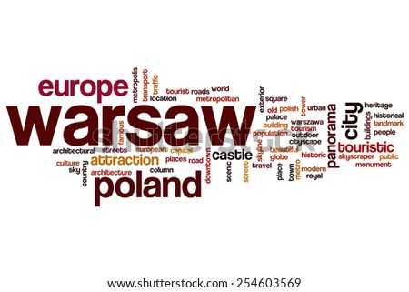 word cloud concept - stock photo