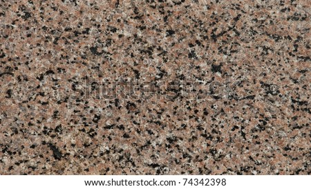 1x4ft Sample of Brazilian Granite Biritiba Pink - stock photo