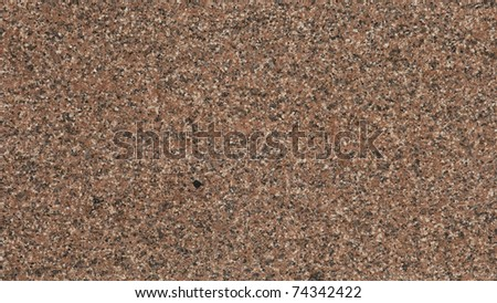 1x4ft Sample of Brazilian Sao Paulo Granite - stock photo