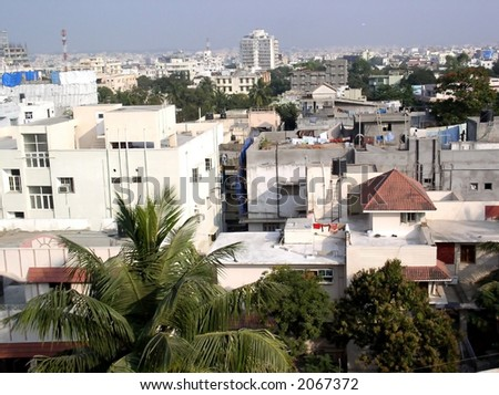 400 year old Hyderabad ,Indian city