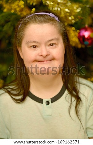 50 years old woman - stock photo