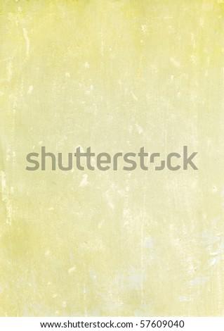 yellow background - stock photo