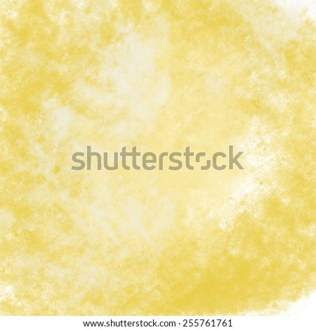 yellow gradient background image and design element - stock photo