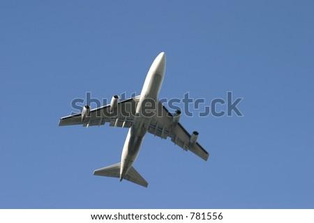 747 - stock photo