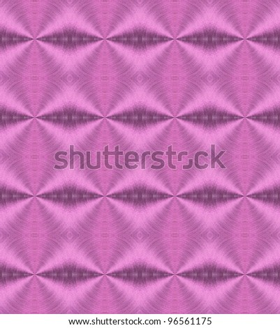 a background made of pink yarn. Colorful patterns made of embroidery threads - stock photo