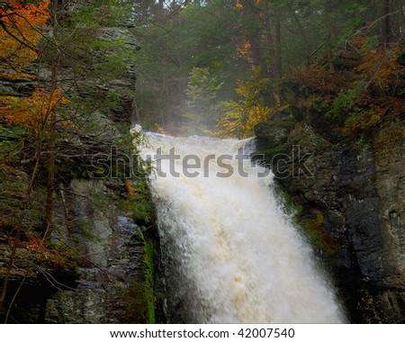 A beautiful Fall - stock photo