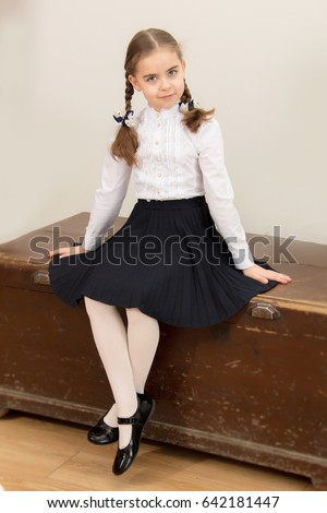 image Catholic schoolgirl dressup on cam