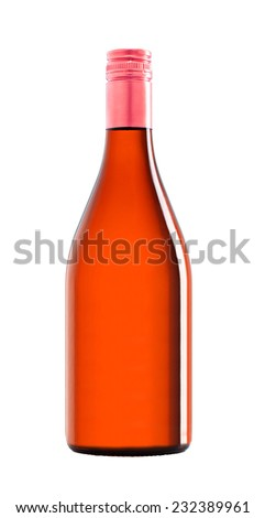 A bottle of champaign