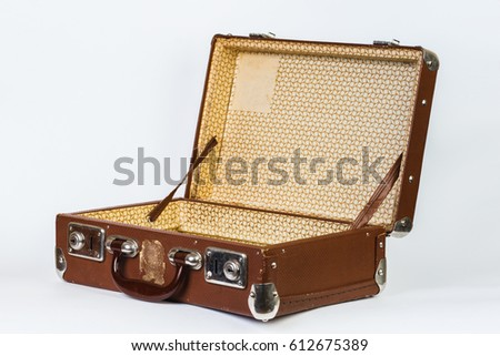 Vintage Luggage Stock Images, Royalty-Free Images & Vectors ...