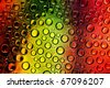 a bubble texture or background - stock photo