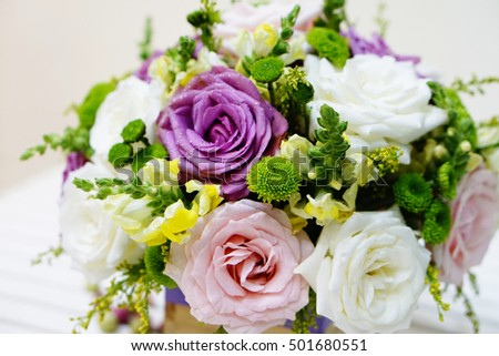 Bunch roses pink roses white roses stock photo royalty free a bunch of roses pink roses white roses purple rose flower mightylinksfo